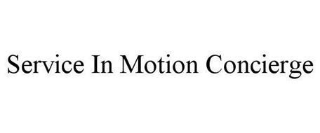 SERVICE IN MOTION CONCIERGE