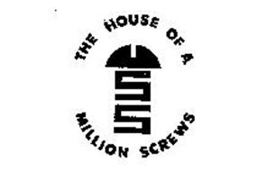 SS THE HOUSE OF A MILLION SCREWS
