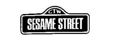 SESAME STREET, CTW Trademark of Sesame Workshop. Serial ...