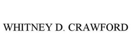 WHITNEY D. CRAWFORD