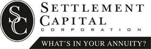 SC SETTLEMENT CAPITAL CORPORATION WHAT'S IN YOUR ANNUITY?