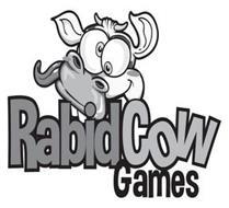 RABIDCOW GAMES