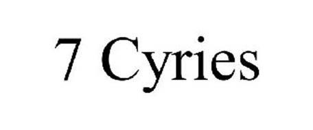 7 CYRIES