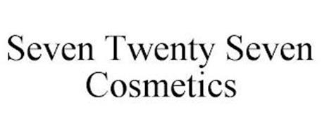 SEVEN TWENTY SEVEN COSMETICS