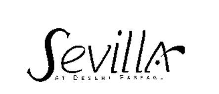 SEVILLA AT DESERT PASSAGE
