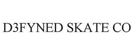 D3FYNED SKATE CO