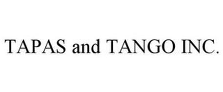 TAPAS AND TANGO INC.