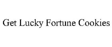 GET LUCKY FORTUNE COOKIES