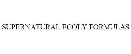SUPERNATURAL ECOLY FORMULAS