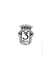 1937 3 KILOS