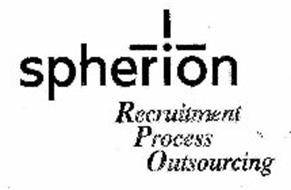 SPHERION RECRUITMENT PROCESS OUTSOURCING