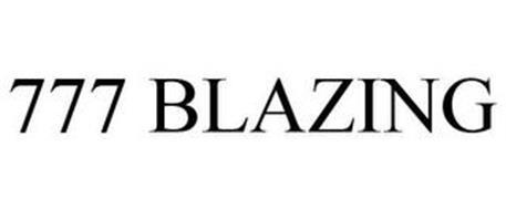 777 BLAZING