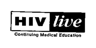 HIV LIVE CONTINUING MEDICAL EDUCATION