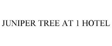 JUNIPER TREE AT 1 HOTEL