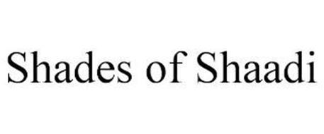 SHADES OF SHAADI