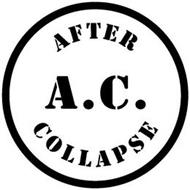 AFTER A.C. COLLAPSE