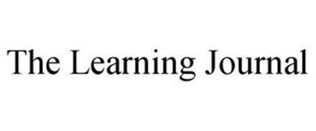 THE LEARNING JOURNAL