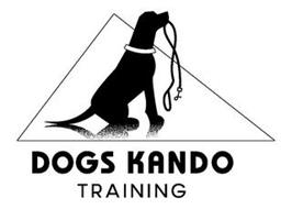 DOGS KANDO TRAINING