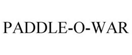PADDLE-O-WAR