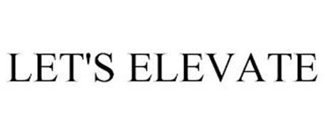 LET'S ELEVATE