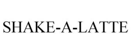 SHAKE-A-LATTE