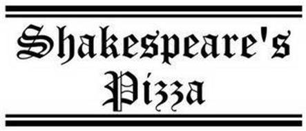 SHAKESPEARE'S PIZZA