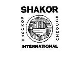 SHAKOR INTERNATIONAL CHECKOR CHEQUOR
