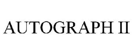 AUTOGRAPH II