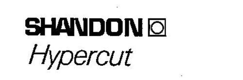 Shandon Hypercut Trademark Of Shandon Southern Products