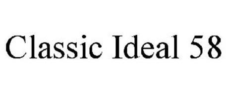 CLASSIC IDEAL 58