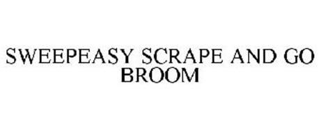 SWEEPEASY SCRAPE AND GO BROOM