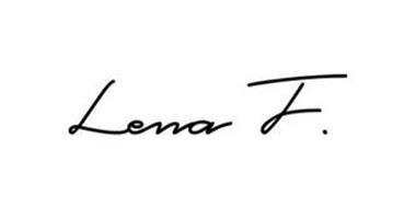 LENA F.