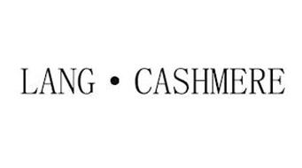 LANG · CASHMERE