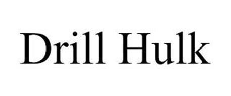 DRILL HULK