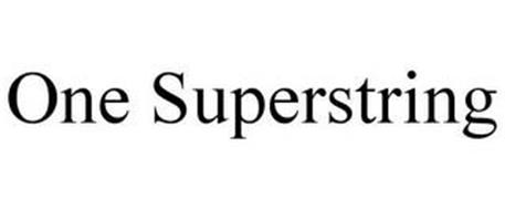 ONE SUPERSTRING