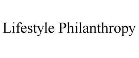 LIFESTYLE PHILANTHROPY