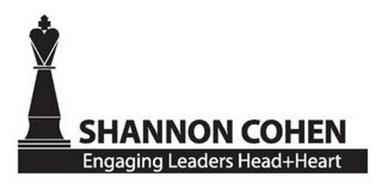 SHANNON COHEN ENGAGING LEADERS HEAD+HEART