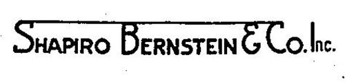 SHAPIRO, BERNSTEIN & CO., INC