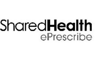 SHARED HEALTH EPRESCRIBE