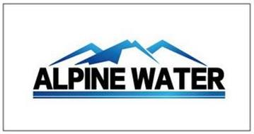 ALPINE WATER