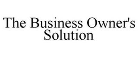 THE BUSINESS OWNER'S SOLUTION