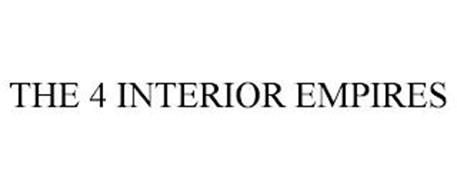THE 4 INTERIOR EMPIRES