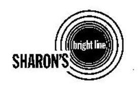 SHARON'S BRIGHT LINE