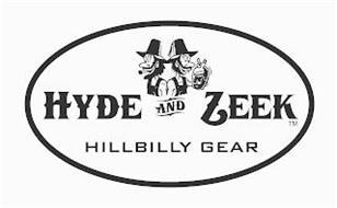 HYDE AND ZEEK HILLBILLY GEAR