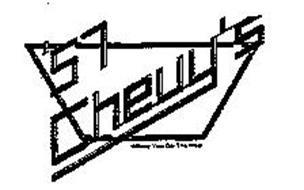 '57 CHEVY'S WHERE YOU DO THE HOP