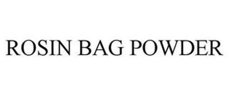 ROSIN BAG POWDER