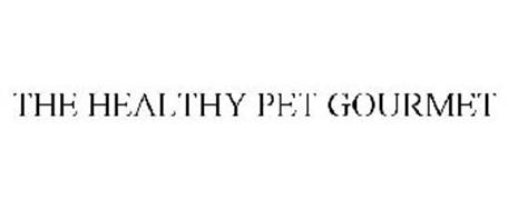 THE HEALTHY PET GOURMET