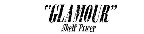 """GLAMOUR"" SHELF PRICER"