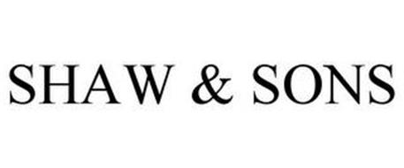 SHAW & SONS