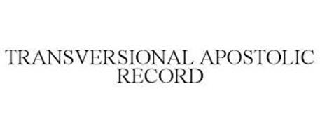 TRANSVERSIONAL APOSTOLIC RECORD